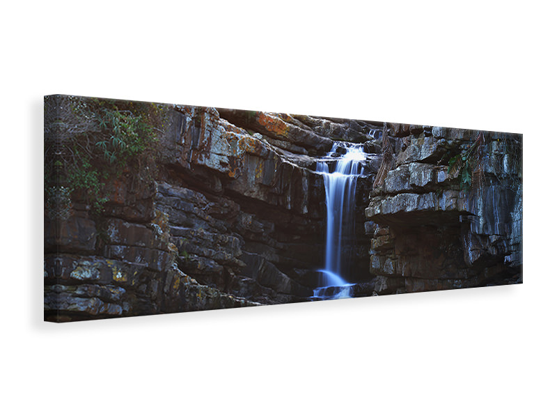 Panoramic Canvas Print Oasis of calm