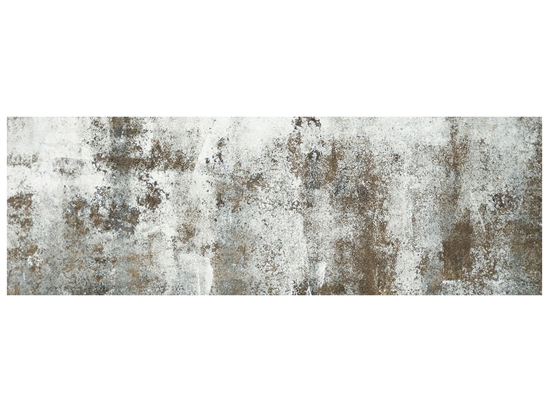Panoramic Canvas Print Retro stone