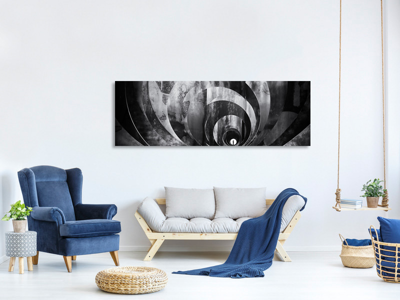 Panoramic Canvas Print Perspective