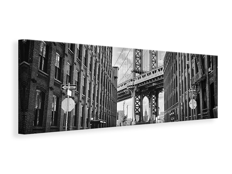 Panoramic Canvas Print In America