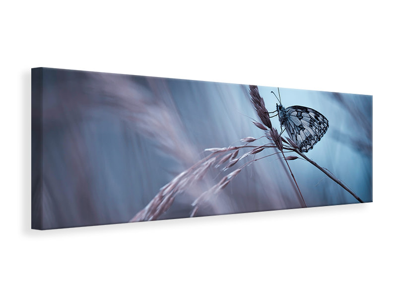 Panoramic Canvas Print There Is No End To Love