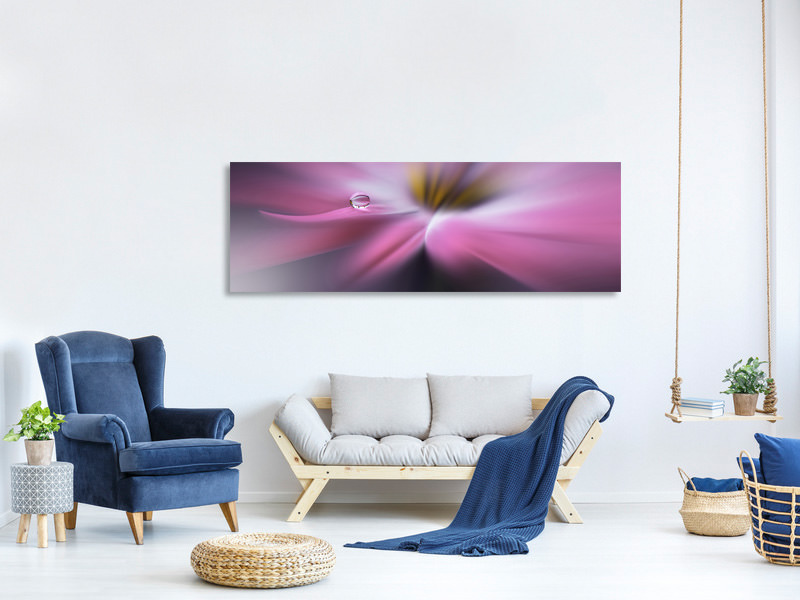 Panoramic Canvas Print Galaxy A