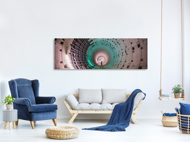 Panoramic Canvas Print Untitled 39