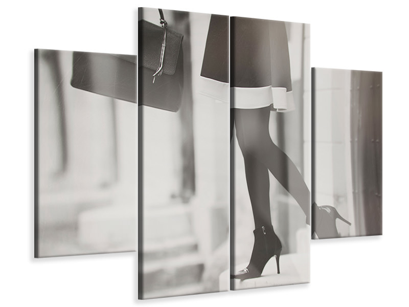 4 Piece Canvas Print Untitled 35