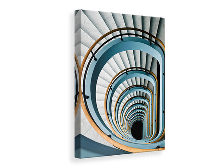 Canvas print Black Hole