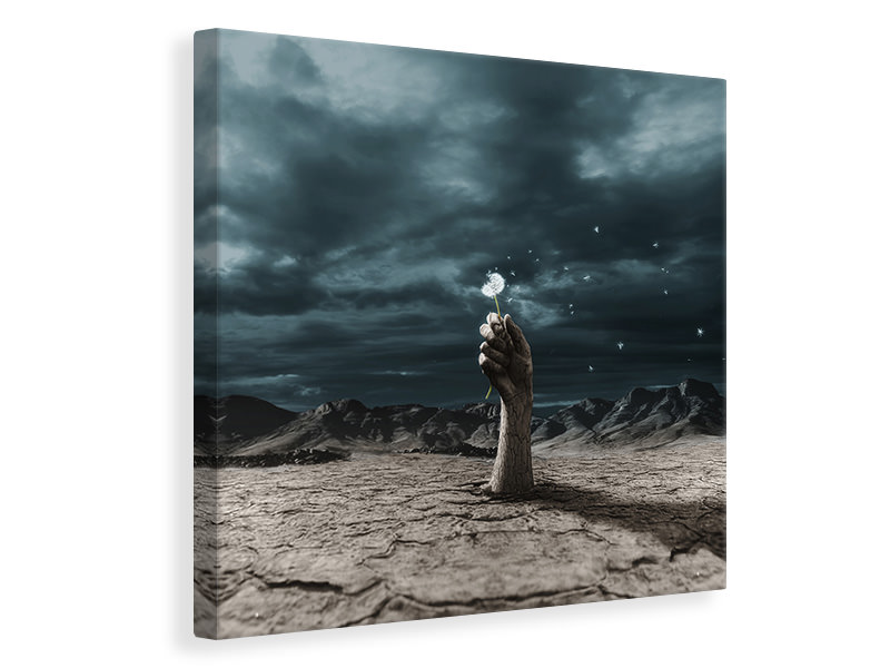Canvas print The End II