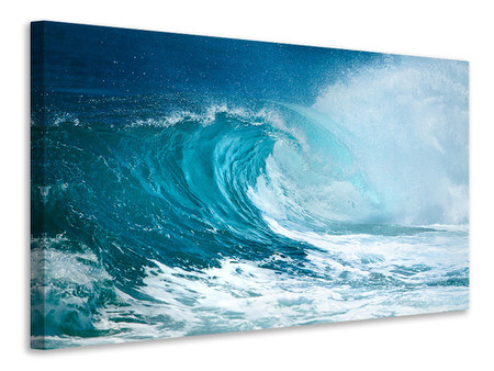 Canvas print The Perfect Wave