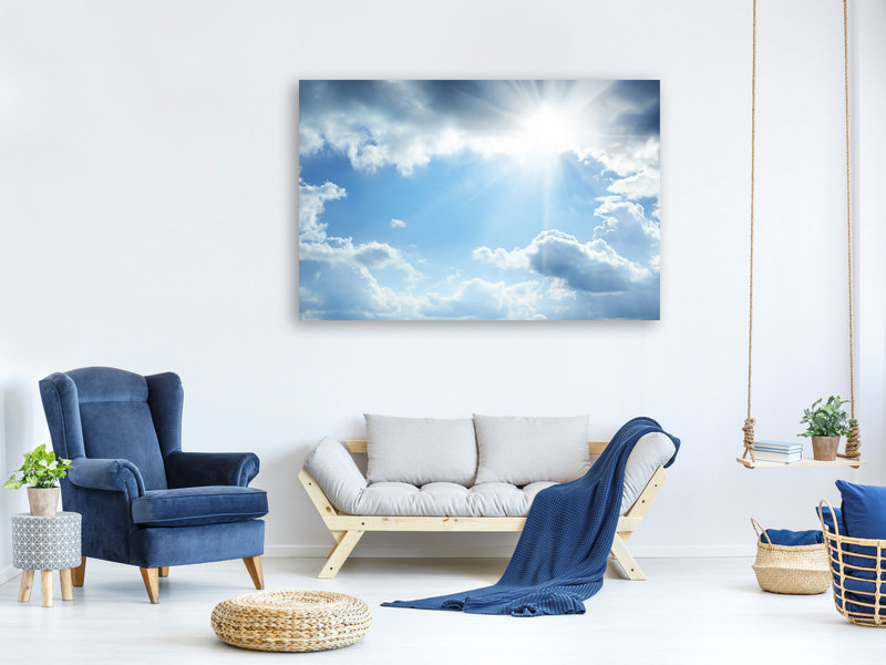 Canvas print Sky Hope