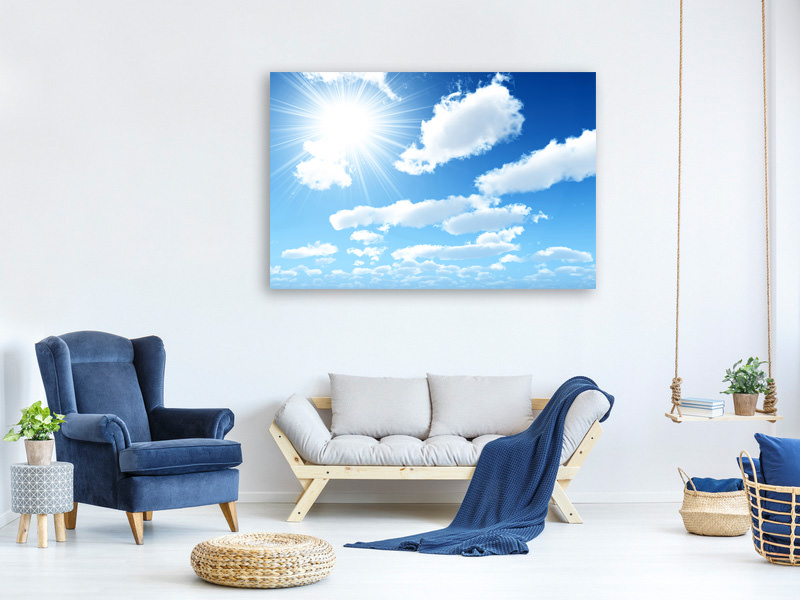 Canvas print In The Sky
