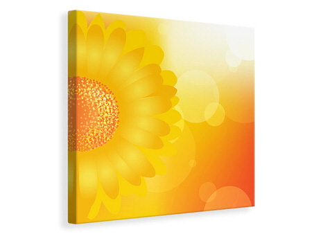 Canvas print Sunflower Power