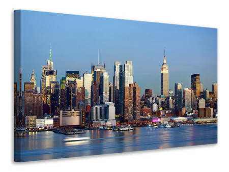 Canvas print Skyline Midtown Manhattan