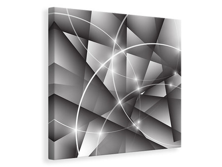 Canvas print Geometry