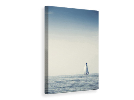 Canvas print Sailboat