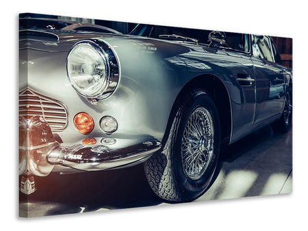 Canvas print Classic Car