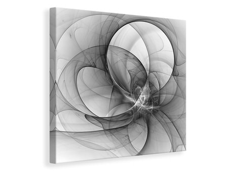 Canvas print Abstract Circle Circles