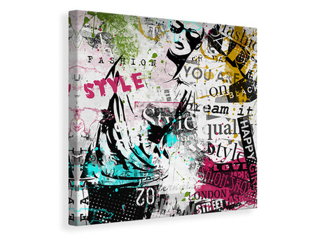 Canvas print Fashion